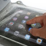Protect your iPad from dust, dirt, water and sand!